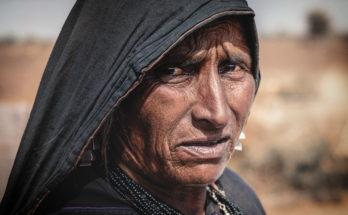 A Rabari Woman